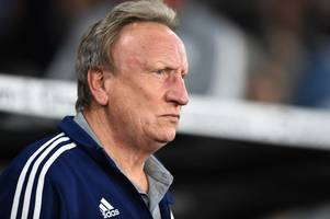 Cardiff City boss Neil Warnock fumes at Derby County star Tom Lawrence's 'nasty and premeditated' challenge on Sean Morrison