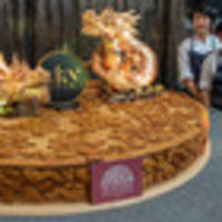 'Biggest mooncake in NZ history' to celebrate Chinese Moon Festival in Auckland