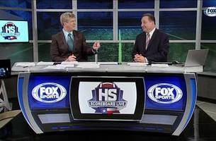 Full Moon and Upsets on Friday the 13th | High School Scoreboard Live