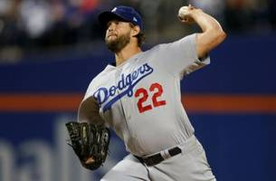 kershaw spins a gem as dodgers down mets 9-2