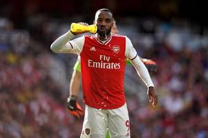 alexandre lacazette confirms injury rehab as arsenal fans send endless messages