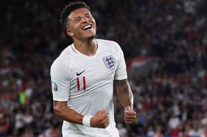 jadon sancho tipped to join liverpool over man utd by former reds ace