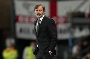 phillip cocu's dressing-room message to derby county's players before kick-off against cardiff