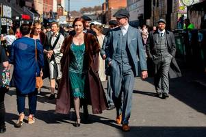 Review: The Legitimate Peaky Blinders Festival is a stunning Shelby celebration