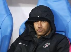 psg ultras issue neymar warning