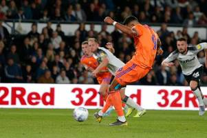 what cardiff city's neil warnock did during robert glatzel's penalty against derby county and why players 'love' the new boy already