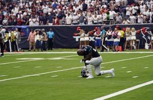 Jaguars' gamble after late TD leads to 13-12 loss to Texans