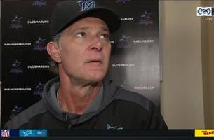don mattingly on elieser hernandez, future of marlins starting pitchers