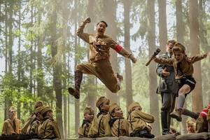 'jojo rabbit' wins audience award at the 2019 toronto film festival