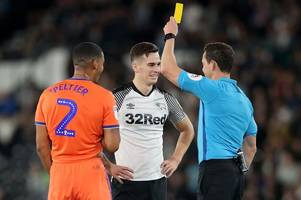 handball, red card and unable to work out derby county's plan - pundit round-up on cardiff city draw