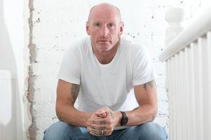 Gareth Thomas reveals he is HIV positive and has been living in fear of secret coming out