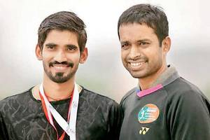 pullela gopichand's simply the best!
