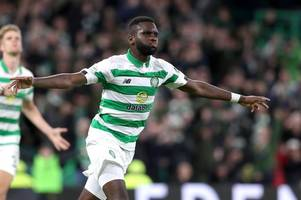 odsonne edouard is better than moussa dembele and will leave celtic for more than £25million insists kris commons