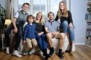 vegan family reveal pals ditched them after decision to change diet and transform lifestyle