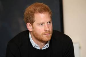 prince harry shares message of support for gareth thomas