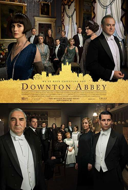 movie review: downton abbey