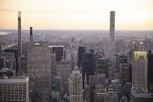 Central Park Tower About To Become The Tallest Residential Building In The World