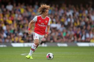 Arsenal boss Unai Emery told the type of player he should have signed instead of David Luiz