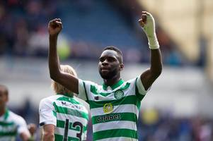 celtic legend kris commons reveals what scott brown told him about odsonne edouard