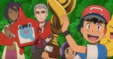 Finally, Ash Ketchum Is A Pokemon Master