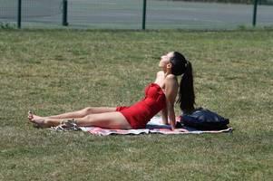 cambridgeshire heatwave set to return this weekend