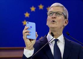 apple goes to eu court over $14bn tax case