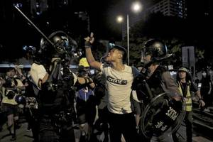 everything you need to know about the hong kong protests as they reach 100 days