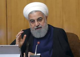iran rules out likelihood of rouhani, trump meeting in ny