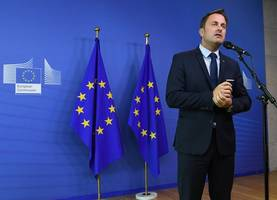 luxembourg pm bettel says onus on pm johnson to propose workable brexit fix