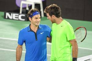 roger federer to give andy murray early workout at atp cup