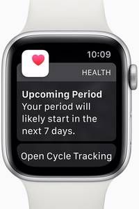 Apple is finally launching a cycle tracker this week, and there's a compelling reason to use it over third-party apps (AAPL)
