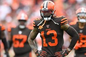 Odell Beckham Jr.'s watch is the Cleveland Browns' least concern