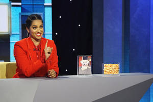 'a little late with lilly singh' debuts steady with carson daly's 'last call' finale ratings