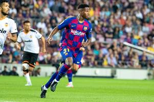 barcelona ace ansu fati set to star in champions league… but why did he snub real madrid move?