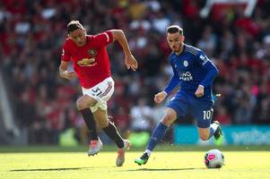 how man utd could line up next season if they sign james maddison and jadon sancho