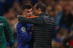 mason mount injury update provided by frank lampard after chelsea defeat