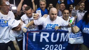 israeli pm netanyahu's ties to trump may not win him reelection