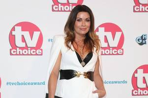 coronation street's alison king engaged after 'perfect' proposal