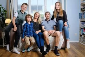 cornwall vegan family react to mixed response over their lifestyle