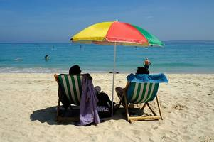 met office confirms another indian summer 'heatwave' for cornwall