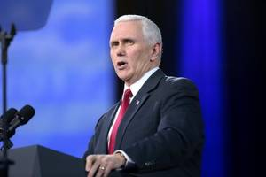 Pence says US military is 'ready' after Saudi oil attacks