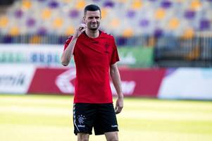 jamie murphy in line for early rangers return as steven gerrard looks to winger to ease injury crisis