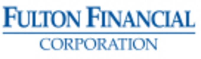 fulton financial corporation declares quarterly cash dividend