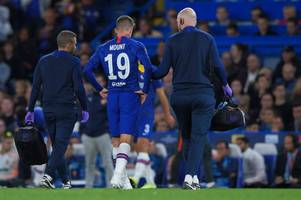 mason mount boosts chelsea hopes ahead of liverpool clash with positive injury update