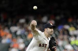 Verlander wins 19th as Astros beat Rangers 4-1