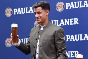 Philippe Coutinho aims dig at Liverpool and Barcelona in Bayern Munich revelation