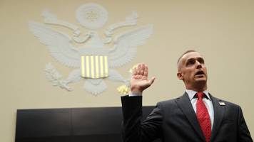 corey lewandowski testifies before house judiciary committee