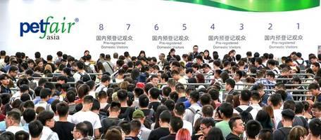 pet fair asia's success goes through the roof