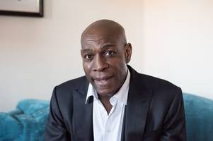 boxing legend frank bruno is visiting hull for a very special evening