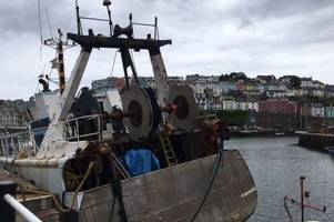 devon council warns no-deal brexit could see ten-fold rise in fish export work